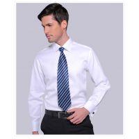 海珠区衬衫定做厂家,衬衫供应,男式衬衣生产公司忠兴服装
