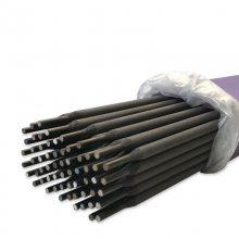 FW-8103耐磨堆焊焊条 堆焊层硬度:HRC58 用途:通常用于碎石机械、挖泥机械、橡胶机械等易损