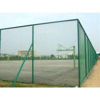 润程金属(多图)、学校体育场围栏、体育场围栏