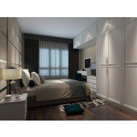 卧室整体衣柜装修效果图-家居100网上商城
