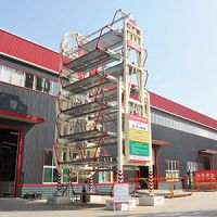 山东九路泊车专业专门生产垂直循环式立体停车设备-10多年机械经验
