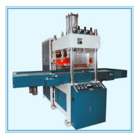 工厂定制生产 大功率皮革靠垫马桶垫热合机 高频熔断机