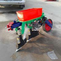 玉米施肥专用机 多功能链轨式大豆播种机 鼎信供应新款