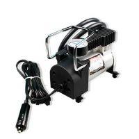 汽车金属车用充气泵打气泵 12V车载轮胎冲气泵打气机单缸充气泵