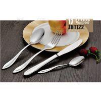 高档外贸不锈钢刀叉 外贸西餐餐具 外贸典雅用具 适用于西餐餐厅