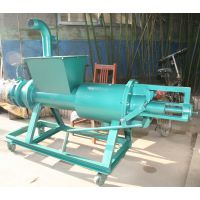 产品错不了有底气产品与山东省农机科学院联合研发圣之源牌KY-200固液分离机