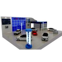 专业定制ABS型帅客车展模型本品为塑胶制价廉质优