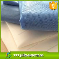 eco sms medical pp fabric nonwoven fabrics white