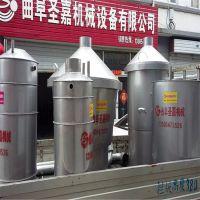 直烧式酿酒设备报价 封闭式冷却器图片 圣嘉甑锅型号