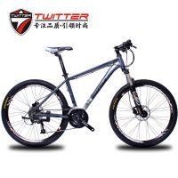 骓特TWITTER自行车27速山地自行车批发TW4600山地车批发代理价格