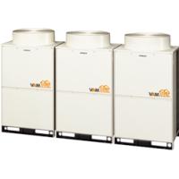 日立VAM别墅Ⅱ系列三模块组合机低噪音运行