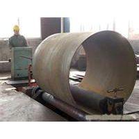 供应佛山316不锈钢水槽加工,不锈钢圆桶,不锈钢卷圆加工