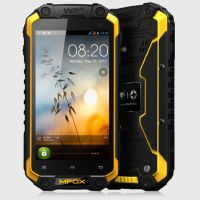 MFOX云狐J5 四核六防手机智能 4.5寸 3G多国语言 户外旅行必备