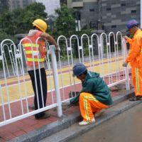 人行道城市护栏/08京式护栏交通护栏厂家价格规格