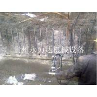 贵州永力达破裂机,拆除桥面路面混凝土