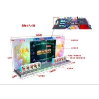 供应游戏展WCA嘉年华展览设计与展台搭建