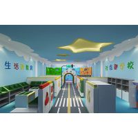 幼儿园室内设计、幼儿园装修设计、小型幼儿园室内设计