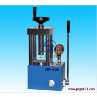 上海压片机|JSP-30S实验室小型油压机|30吨数显红外压片机|送货上门