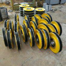 带卸扣滑轮组,16t起重起升用轧制滑轮组,亚重,565轮片