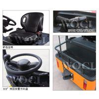 电动牵引车_WO座驾式电动牵引车_上海电动牵引车供应