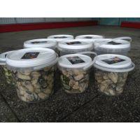 供应5L海鲜包装桶 海蜇桶 压盖密封 透明材质 长期现货批发