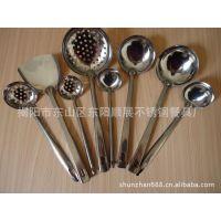 供应不锈钢仙鹤厨具 厨具 套装 餐具 不锈钢厨具餐具