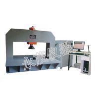 菱镁井盖耐压强度检测设备特点、球铁井盖压力测试机优质厂家