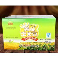 永明 黄金豆玉米豆 奶油味玉米爆米花 膨化休闲食品 20斤/箱