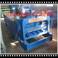 兴和超低琉璃瓦成型机械加工压瓦机设备,数控机械彩钢成型840琉璃瓦机