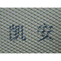 河北安平厂家生产菱形镀锌板拉伸网、圆孔镀锌板网、镀铜铁板网