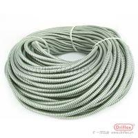 四川成都一洋五金供应单勾型金属软管 线缆保护软管 单勾镀锌钢带