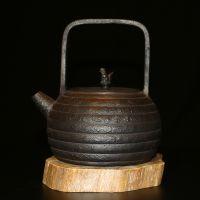 日本龙秀堂铁壶批发铸铁茶壶厂家直销无涂层免费招微商代理