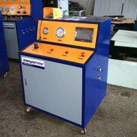 济南赛思特专业生产冷凝器散热器快速涨管机