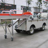 医院校园电动医疗救护车报价,改装厂家,可进电梯