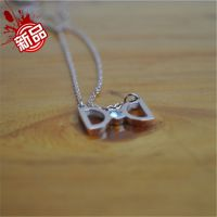 来自星星的你锁骨项链 时尚韩版钛钢项链批发