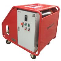 纯电加热高压清洗机高压热水机高温高压清洗机高压泵