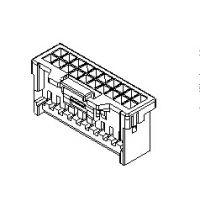 501646-1000压接外壳MOLEX连接器