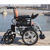 电动轮椅轻便老人轮椅车 老年人 残疾人四轮代步车厂家直销