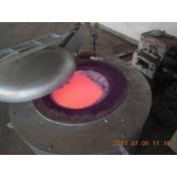 100KG坩埚式熔铝炉 铝合金熔炼保温炉 熔铝电炉