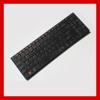 【样品供应】H108 平板电脑安卓 2.4G无线超薄键盘 剪刀脚键盘