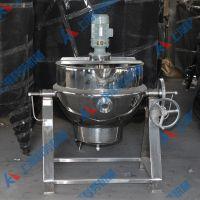 150L小型电加热夹层锅(可倾式)