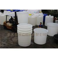 君益厂家批发食品级酱菜圆桶,塑料腌菜缸,塑料PE圆桶