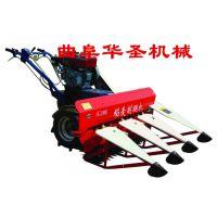 全新款小麦收割机 牧草割倒机 手推式割稻机品质上乘