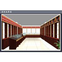 天津峰智货架厂供应木质精品烤漆展柜柜台烟酒展柜尺寸规格