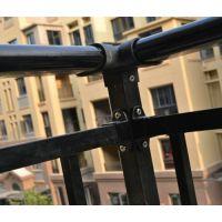 供应阳台护栏 标准型阳台栏杆 组合式阳台护栏