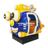 广州漫通供应潜水艇玻璃钢材质摇摆机