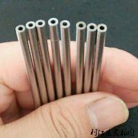 浙江316L不锈钢毛细管切割加工厂家,1.2mm精密毛细管线切割加工