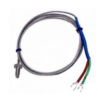商华供应螺钉式热电阻 WZP-001 三芯四氟线