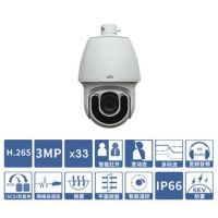 TY 宇视代理 工业级精工 HIC6632X33-5CIR-U 300万红外球型网络摄像机