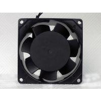 热销8025烘干机散热风扇 双滚珠AC220V轴流风扇